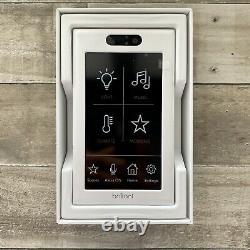 Brillant Tout-en-un Smart Home Panneau De Commande 1-variateur De Lumière Bha120us-wh1