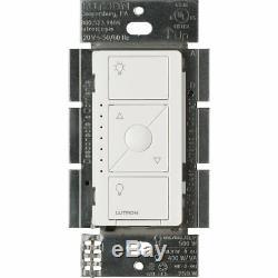 Caseta Smart Wireless Lumineux Commutateur Pour Elv + Ampoules, Pd-5ne-wh, Blanc