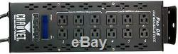 Chauvet Dj Pro-d6 Dmx-512 Dimmer / Switch Pack (6 Canaux) Contrôleurs De Lumière Led