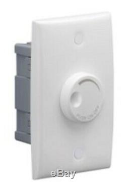 Clipsal Universal Dimmer 800w C Lumière-thru 220 V Isrc Blanc Électrique Aust Marque
