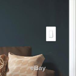 Commutateur D'éclairage Kasa Smart Wi-fi, Gradateur De Tp-link, Éclairage Tamisé De N'importe Où