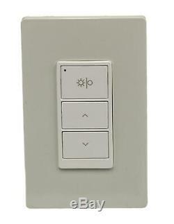Commutateur Sans Fil Variateur De Lumière Capteur De Lumière, Interrupteur Mural Et Relais 3c-pack