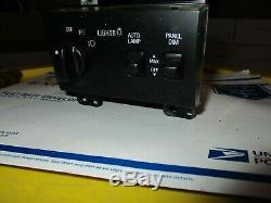 Contrôle Continental Module D'éclairage LCM Phares Tourner Le Commutateur De Signal Dimmer