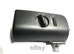 Convient À L'interrupteur De Phare Dodge Caravan 1996-2000, Noir Légèrement Utilisé Oem Dimmer