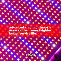 Dimmable 200w Led Élèvent Des Gradateurs De Lumière De Plein Spectre De Veg De Lumière De Spectre D'intérieur