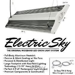 Électrique Sky 300 V2 Wideband Led Grow Light W Gradateur Utilisé