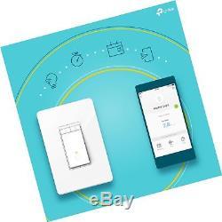 Ensemble De 3 Commutateurs De Variateur De Lumière Kasa Smart Wi-fi De Tp-link