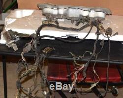 Faisceau De Câbles 65 Mustang Avec Tableau De Bord Et Jauges D'origine Light & Dimmer Switch