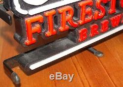 Firestone Walker Brewing Company Led Neon Sign Lighted Bar Withdimmer Commutateur