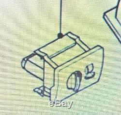 Ford Mondeo Mk3 Lichtschalter Rehostat Interrupteur 1117868 Original 1s7t13a024ga