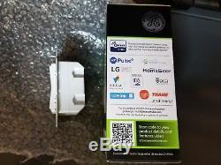 Ge Z-wave Plus Kit 3 Voies Gradateur De Contrôle D'éclairage Intelligent Et Sans Fil