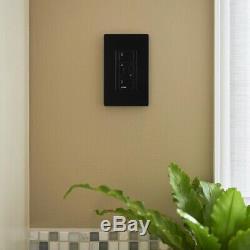 Gradateur D'éclairage Intelligent Sans Fil Pour Ampoules Bt Programmables D'intérieur Murales