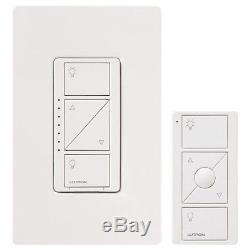 Gradateur Lutron Caseta Smart Lighting Sans Fil (2 Unités) P-bdg-pkg2w-hd