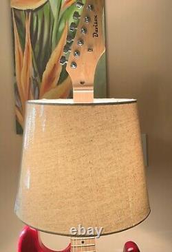 Guitar Lamp Brand New Taille Pleine Strat Guitare Électrique Interrupteur Variateur De Variable