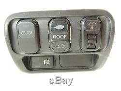Honda Prelude Phares Antibrouillard Toit Ouvrant Interrupteur Variateur 97 01 # 2549