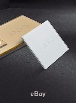 I Lumos Design De Panneau De Verre De Luxe Tactile, Gradateur, À Distance Et Commutateurs De Lumière Wifi / 4g