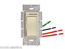 Interrupteur Commutateur Lumière Diva Dv600p Dv603p Decora Unipolaire 3 Voies Ul