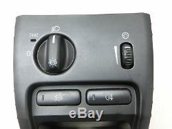 Interrupteur D'éclairage Bord De Gradateur Licence Pour Nuage Brouillard Volvo Xc90 Je 02-06