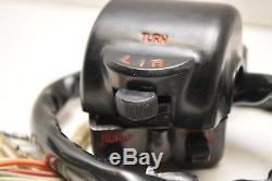 Interrupteur D'origine Honda Honda 35200-404-671, Éclairage Gauche / Gradateur / Clignotant Cb750