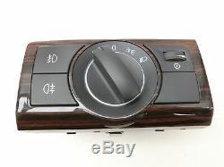 Interrupteur De Lumière Switch Licence Cloud Variateur De Bord Pour Opel Antara 07-11