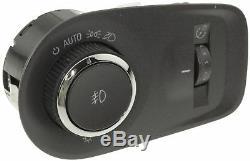 Interrupteur De Variateur De Phare Antibrouillard Pour Puits De Commutateur Pour Cadillac Srx 2010