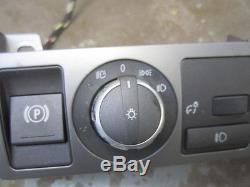 Interrupteur Phare Antibrouillard Bmw E65 E66 Variateur De Lumière Oem 750i 750li 760 61316941995