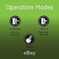 Interrupteurs De Lumière Ge Z-wave Et Gradateur De Capteur De Mouvement À Commande D'éclairage Intelligent /