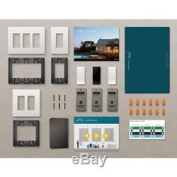 Kit D'éclairage Intelligent Noon N160 Avec 1 Commutateur De Salle Directeur De Salle