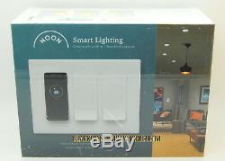 Kit De Démarrage Noon Smart Lighting 1 Directeur De Salle, 2 Commutateurs Externes