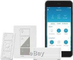Kit De Démarrage Pour Interrupteur Gradateur De Lampe Intelligente Intelligente Sans Fil Programmable Dans Le Mur