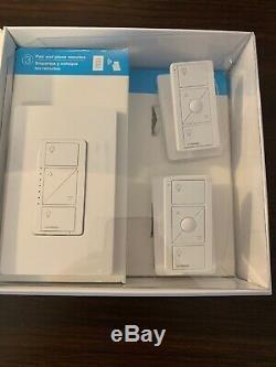 Kit De Démarrage Smart Assistant Pour Variateur D'éclairage Intelligent Sans Fil