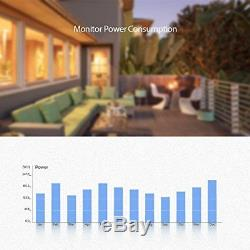 Koogeek Commutateur D'éclairage À Led Intelligent Wi-fi Intelligent Activé 220240v Fonctionne Avec Apple
