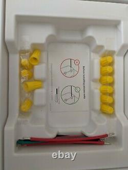 La Vente As Est Brillant All-in-one Smart Home Control 3-light Switch Panel