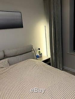 Led Lampadaire Permanent Dimming Tricolor Télécommande Décore Living Room Nouveau