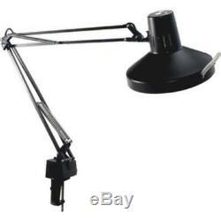 Ledu 3 Voies Commutateur 2fluorescent Lampe De Travail, Ampoule À Incandescence Réglable
