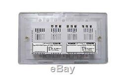 Lightwaverf Interrupteur Variateur De Lumière Principal Jsjslw440wh, 4 Voies, 210 W, Blanc
