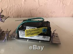 Lot (5) Interrupteur D'éclairage Lutron Homeworks Hwd-8ans-la 8 Ampères