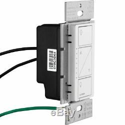 Lutron Caseta Smart Wireless Lumineux Commutateur Pour Mur Et Plafond Lumières