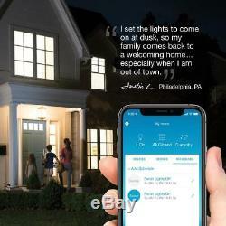 Lutron Caseta Smart Wireless Lumineux Commutateur Starter Kit
