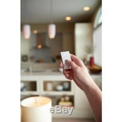 Lutron Interrupteur De Gradateur Kit De Démarrage Caseta Wireless Smart Lighting - Blanc, 2 Unités