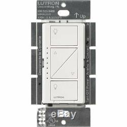 Lutron Pd-6wcl-wh Caseta Smart Wireless Lumineux White Switch 4 Pack