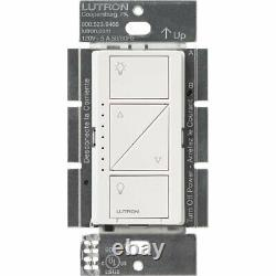Lutron Pd-6wcl-wh Caseta Wireless Smart Lighting Dimmer Switch, Blanc (4 Pack)