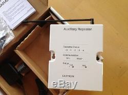 Lutron Radio Ra2 Rr-aux-rep-wh, Auxiliaire Répéteur, Éclairage Gradateurs