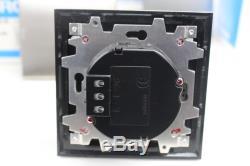 Lutron Rnsu-452b-fsn-m Chrome Brossé Rehostat Commutateur De Commande 450w 3x Bnib