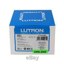 Lutron Vt-as-w-wh Vierti, Commutateur D'éclairage Compagnon, Led, Blanc