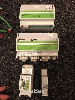 Merten Instabus Eib, Dimmaktor (variateurs De Lumière), Contrôleurs De Ventilateur, Interrupteurs D'éclairage