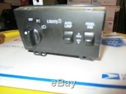 Module De Commande D'éclairage Continental LCM Phares Interrupteur De Clignotants Dimmer 98