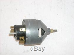 Mopar Nos 1958 Plymouth Dodge Desoto Lampe Frontale Interrupteur De Lumière Et De Gradateur 1838208