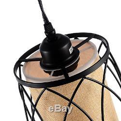 New Hmvpl Swag Plug In Pendant Light 15 Ft Cordon Suspendu Sur Off Gradateur