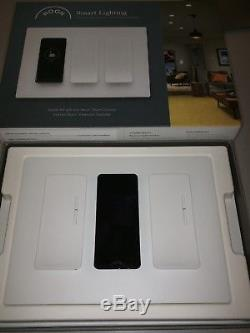 Noon N160us Smart Lighting Starter Kit Interrupteurs Dimmer 120v Voix De L'app New In Box